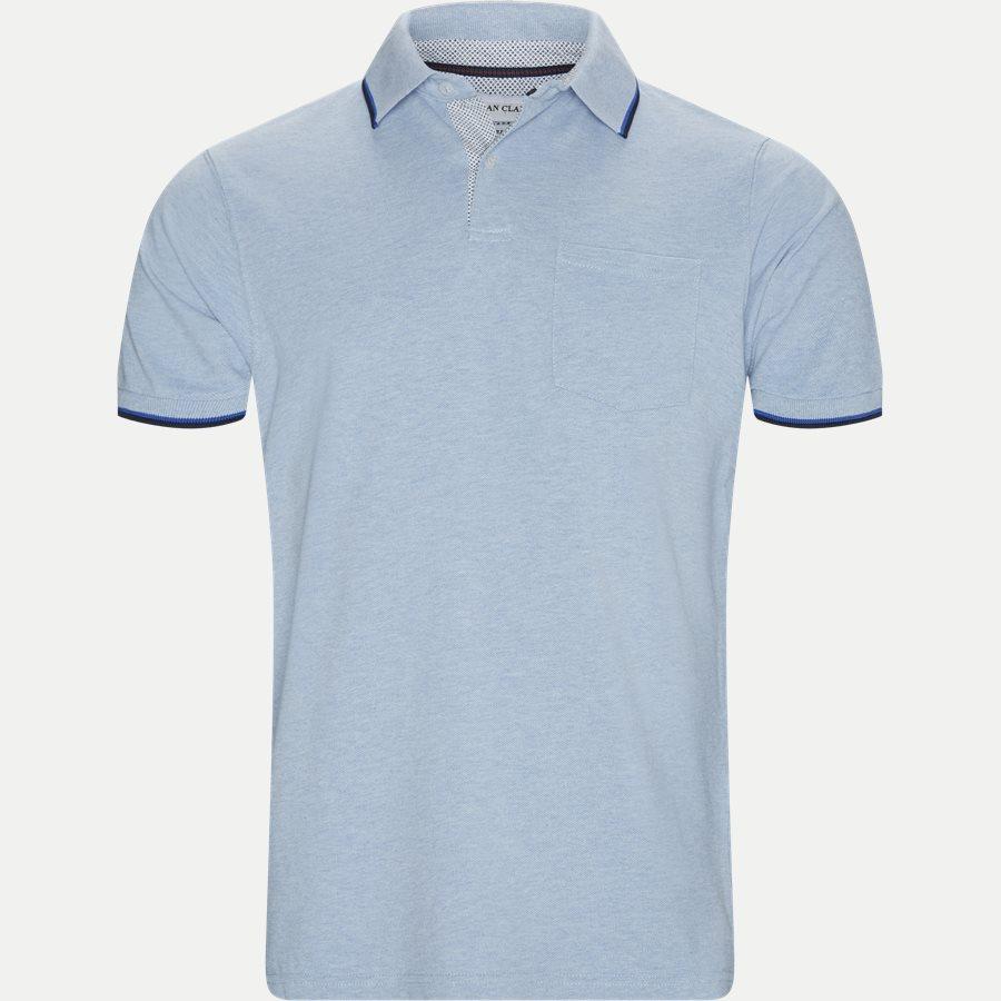 BAHAMAS - Bahamas Polo T-shirt - T-shirts - Regular - L.BLUE MEL. - 1